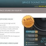 Reklamy SpaceSoundPro snapshot
