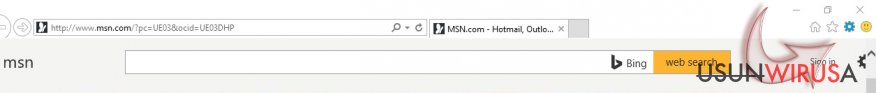 Jak zresetować Internet Explorer? snapshot