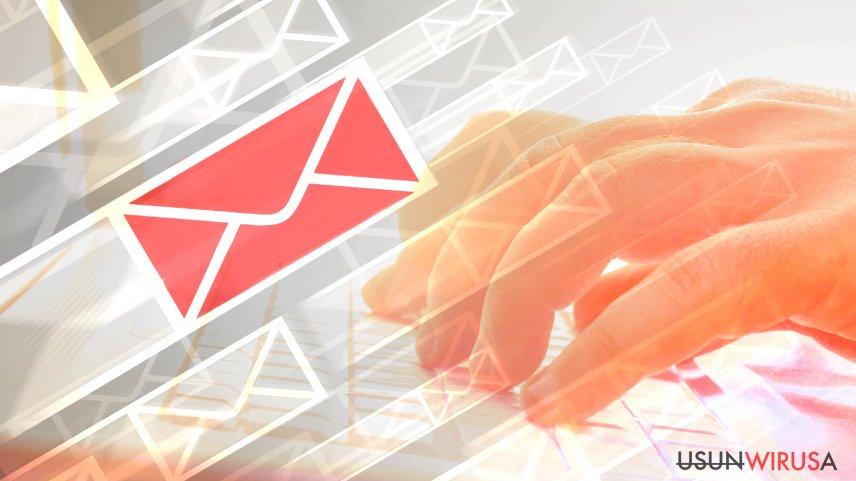 Jak zidentyfikować email zainfekowany wirusem?