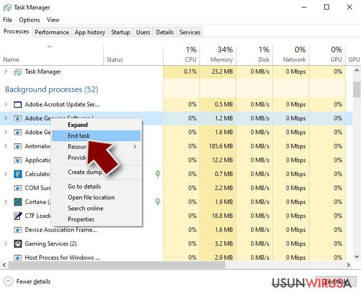 Ransomware: ręczne usuwanie ransomware w Trybie awaryjnym