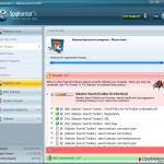 Instrukcja użycia oprogamowania SpyHunter snapshot