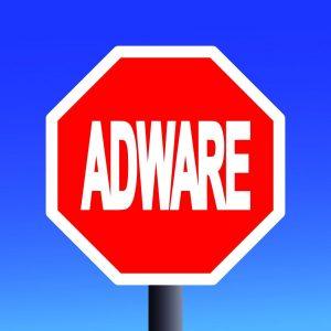 Programy adware jak i robaki przegladarkowe zajmuje drugie miejsce wsrod programów malware