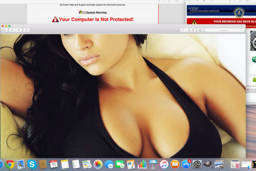 Odwiedzasz strony porno? Twój komputer został zainfekowany! (Najniebezpieczniejsze strony)