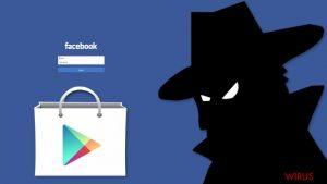 Malware kradnące dane z Facebooka ponownie wykryte na Sklepie Google