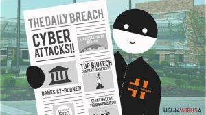 Szpital płaci 55 tysięcy dolarów wskutek ataku ransomware