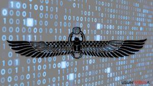 Necurs wysyła spam zainfekowany ransomware'm Scarab