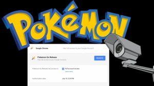Popularna ostatnio aplikacja Pokemon Go i problemy z nia zwiazane