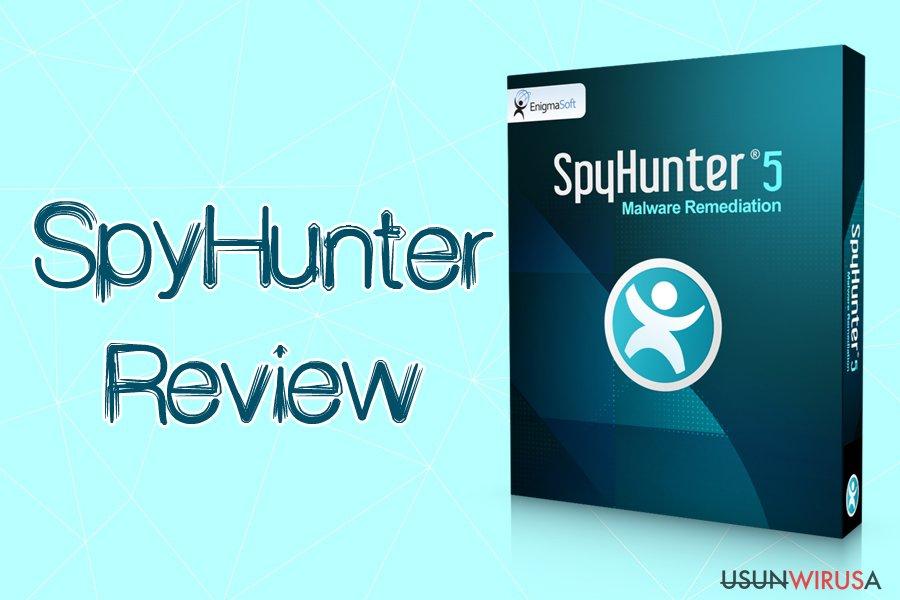 SpyHunter snapshot