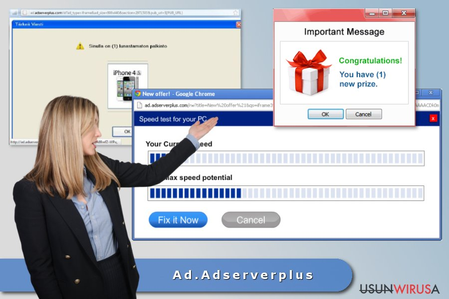 Ad.Adserverplus pop-up virus