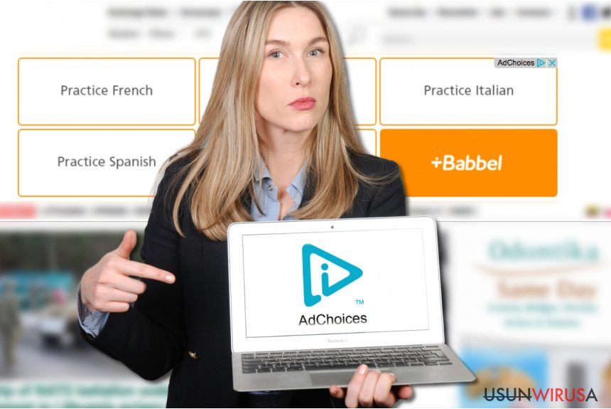 AdChoices snapshot
