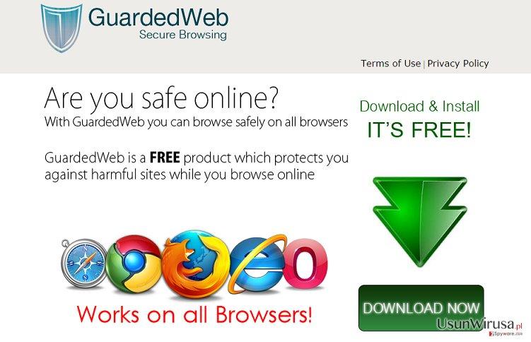 Reklamy GuardedWeb snapshot