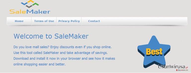 Reklamy SaleMaker snapshot