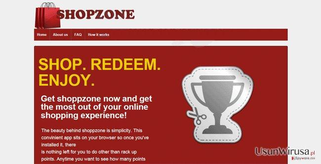 Reklamy ShopZone snapshot