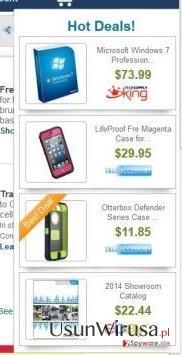 Reklamy WebBrowser snapshot
