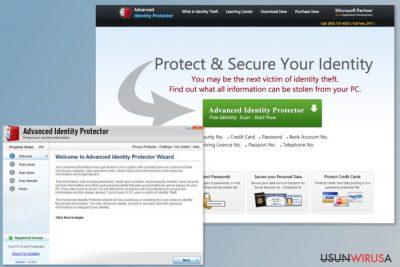 Program Advanced Identity Protector