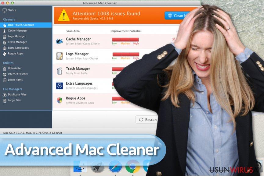 Wirus Advanced Mac Cleaner
