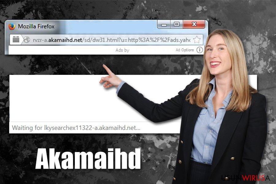 Wirus Akamaihd