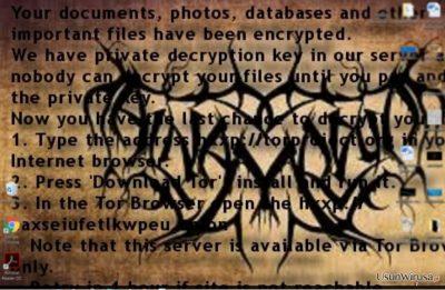 Notka oprogramowania Al-Namrood