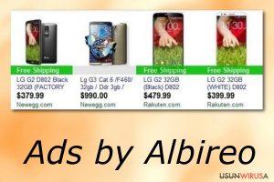 Reklamy Albireo