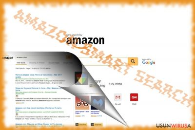 Amazon Smart Search