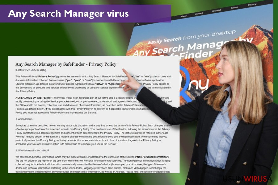Any Search Manager