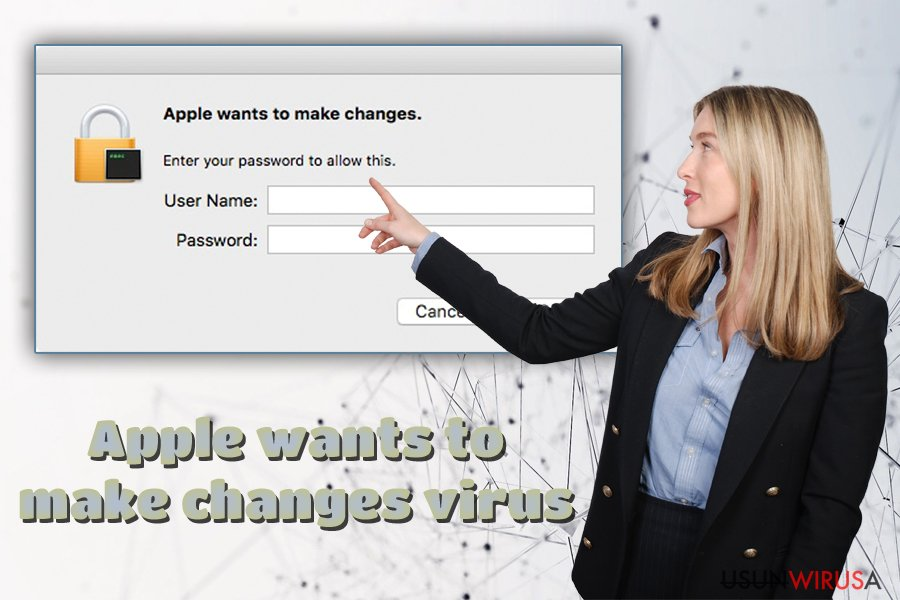 Adware Apple wants to make changes