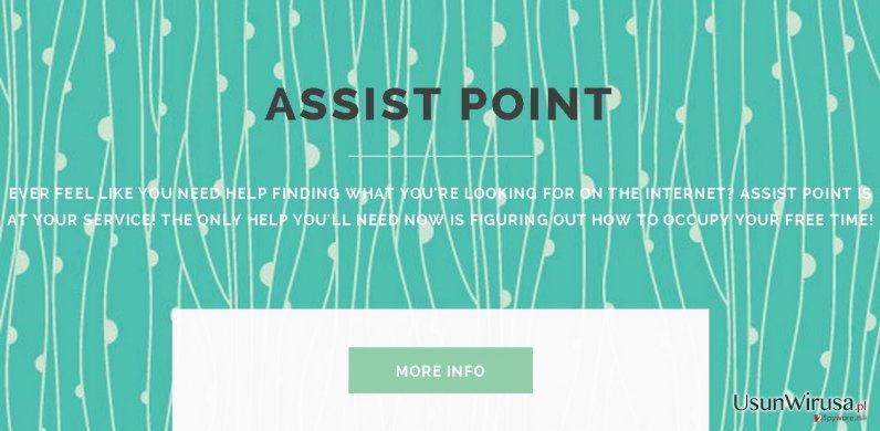 Reklamy Assist Point snapshot