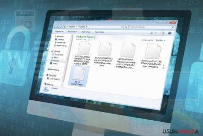 Ransomware Badfail@qq.com czyni pliki osobiste nieczytelnymi