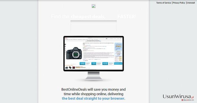 Reklamy Best Online Deals snapshot