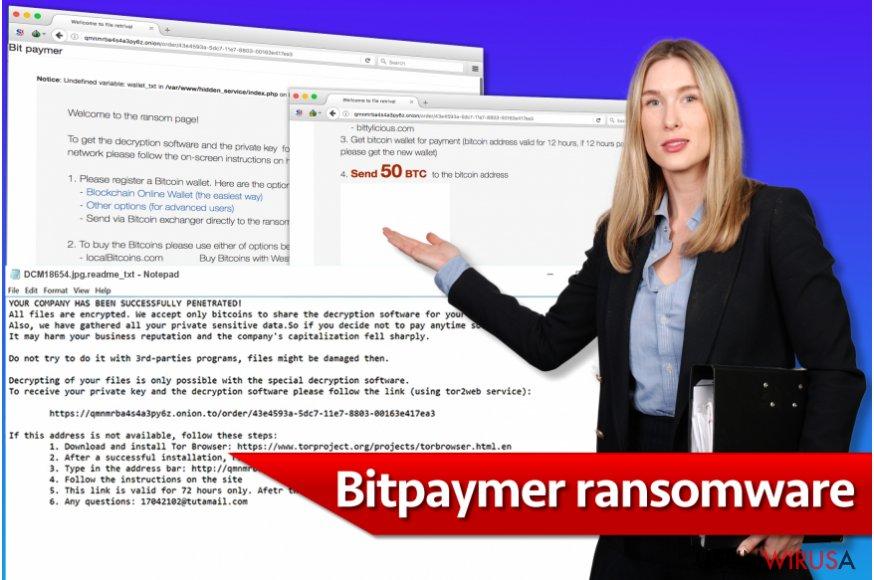 Wirus Bitpaymer
