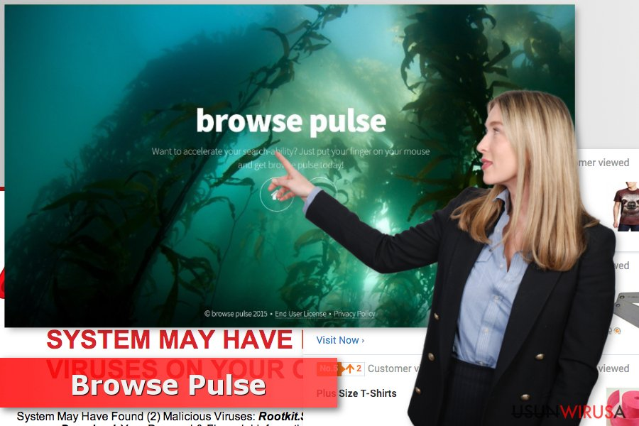 Reklamy Browse Pulse snapshot