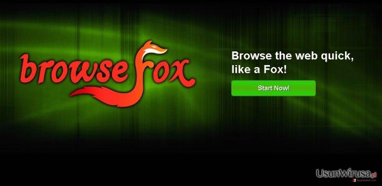 BrowseFox snapshot