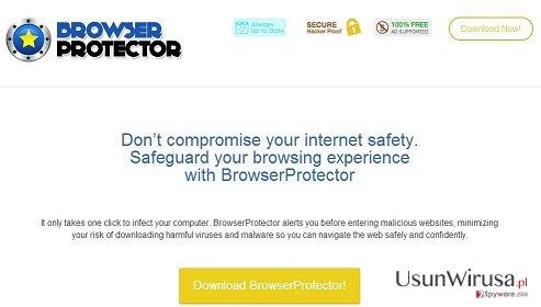 Browser Protector snapshot