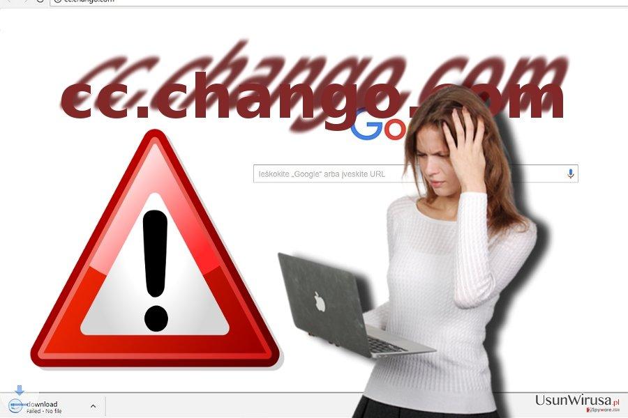 Cc.chango.com w akcji