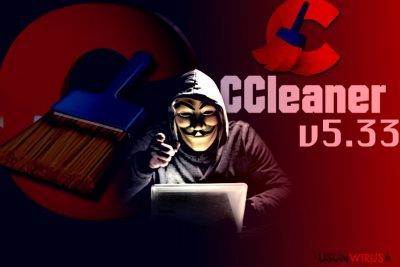 Wirus CCleaner 5.33