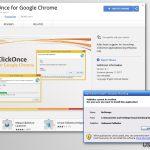 Wirus przekierowań Chrome snapshot