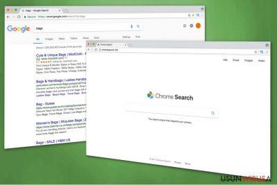 Obrazek przedstawiający Chromesearch.info