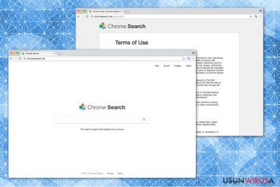 Obrazek prezentujący Chromesearch.net