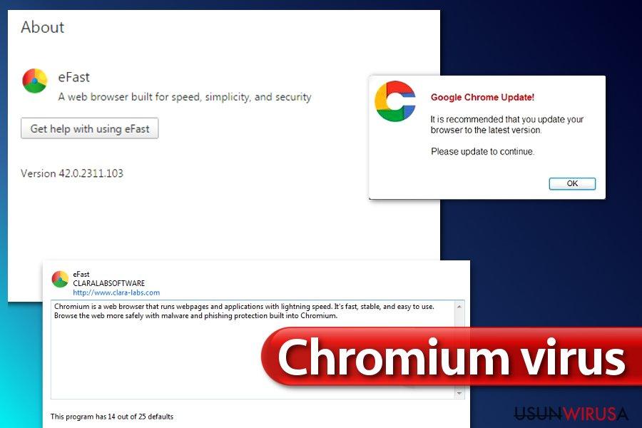 Wirus Chromium