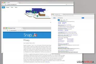 Search.chunckapp.com virus