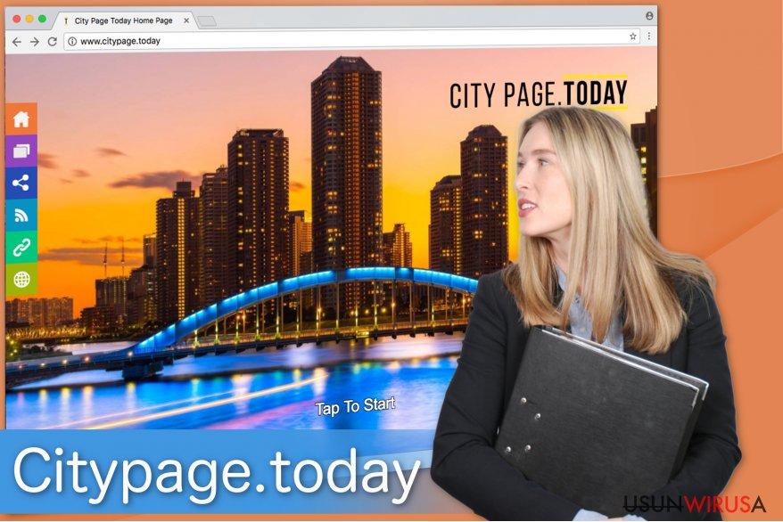 Obrazek Citypage.today