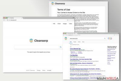 Obrzek przestawiający Cleanserp.net