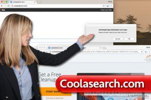Wirus Coolasearch.com