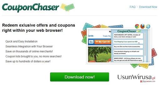 Wirus Coupon Chaser snapshot