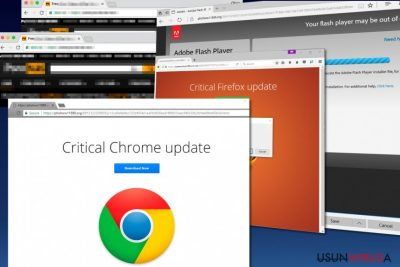 Malware Critical Chrome Update