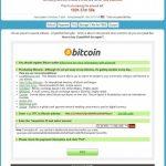 Wirus CryptoWall snapshot