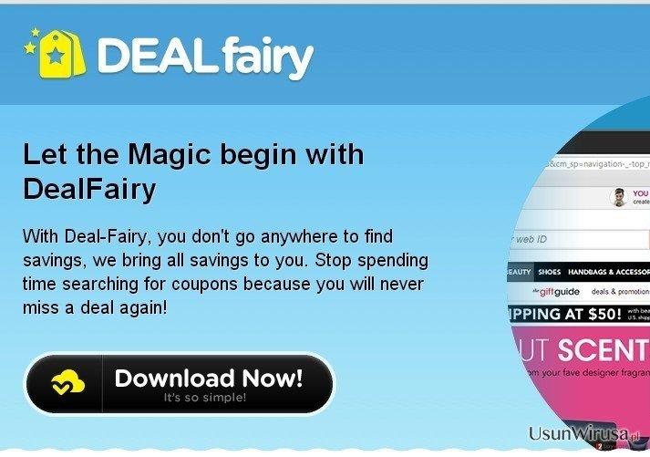 Deal Fairy snapshot
