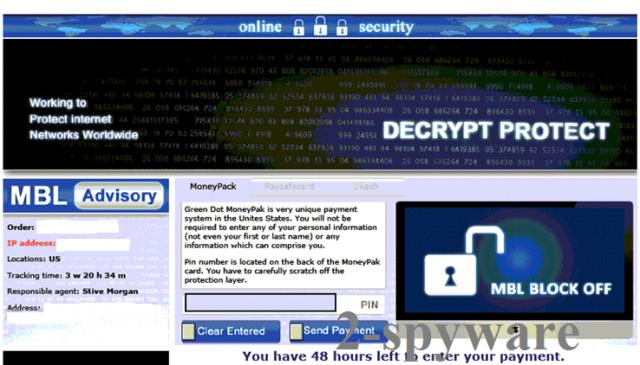 Wirus Decrypt Protect snapshot