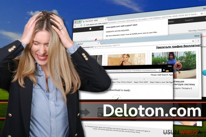 Reklamy Deloton.com