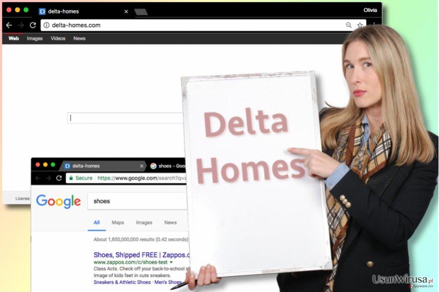 Delta Homes
